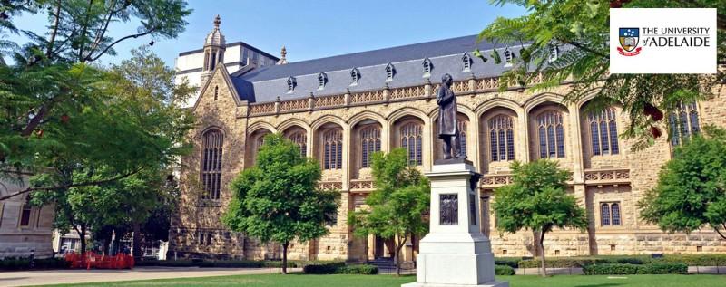 Study in Australia: University of Adelaide International Scholarship Program, Australia – 2018