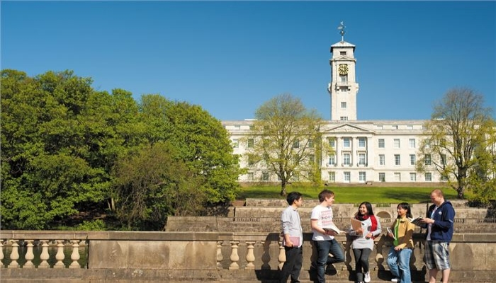 University of Nottingham Scholarships for Students to Study in UK, 2019