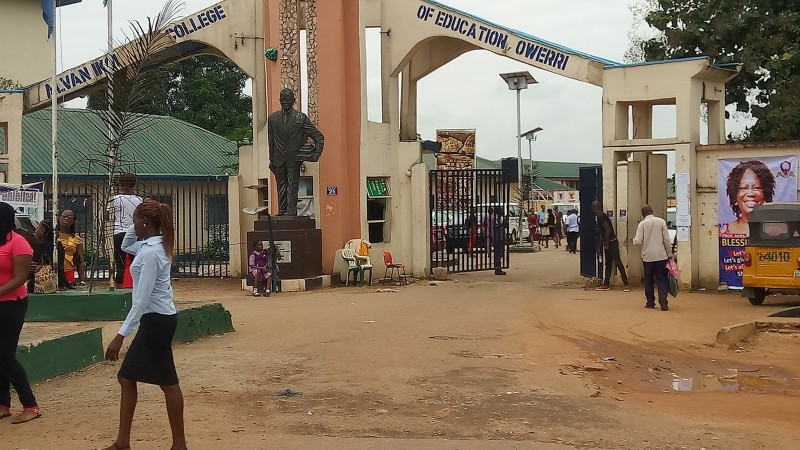 List of Courses Offered at Alvan Ikoku College Of Education, Owerri