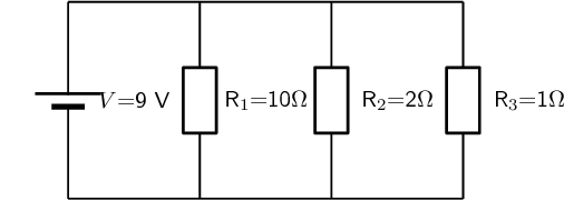 recap of resistors in series and parallel