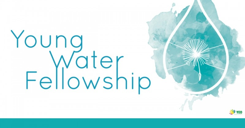 Young Water Fellowship for Young Leaders from Developing Countries