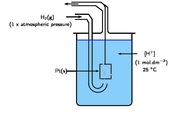 The Standard Hydrogen Electrode