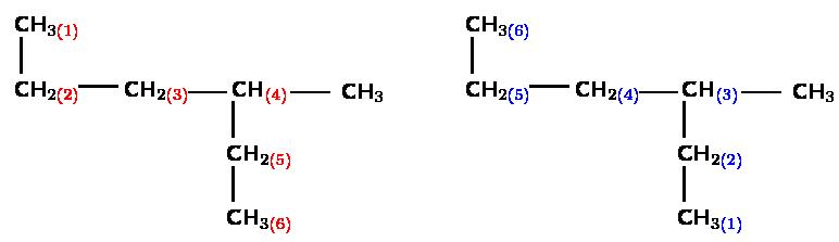 Naming Hydrocarbons