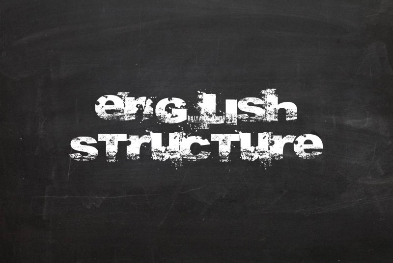 english-structure
