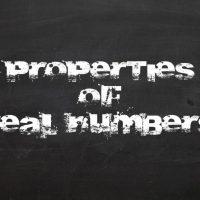 properties-of-real-numbers