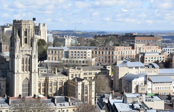 Bristol University Think Big Scholarships for International Students, 2019
