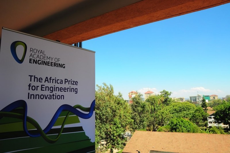 Apply for the 2019 Africa Prize for Engineering Innovation in Sub-Saharan Africa