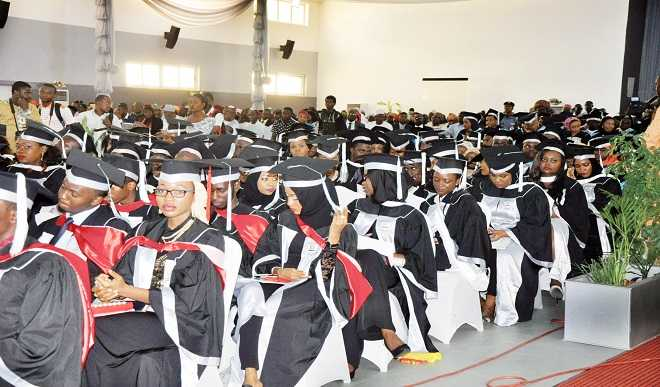 BUK Convocation Ceremony Schedule 2016/2017