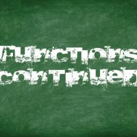 functions-continued