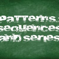 patterns-sequences-series