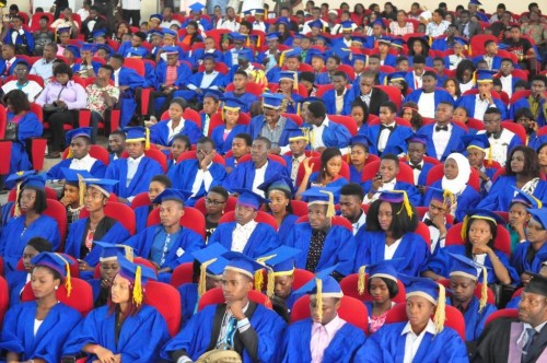 3,505 Students Matriculated at FUTA Matriculation Ceremony 2017/2018
