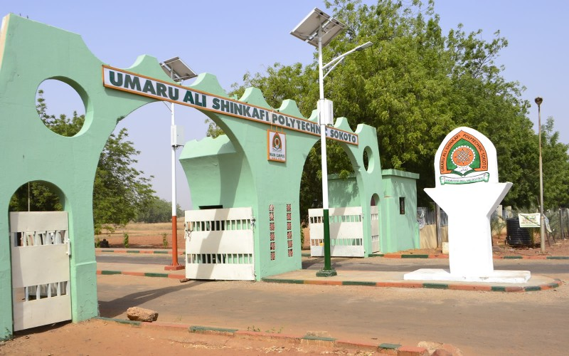 List of Courses Offered at Umaru Ali Shinkafi Polytechnic Sokoto