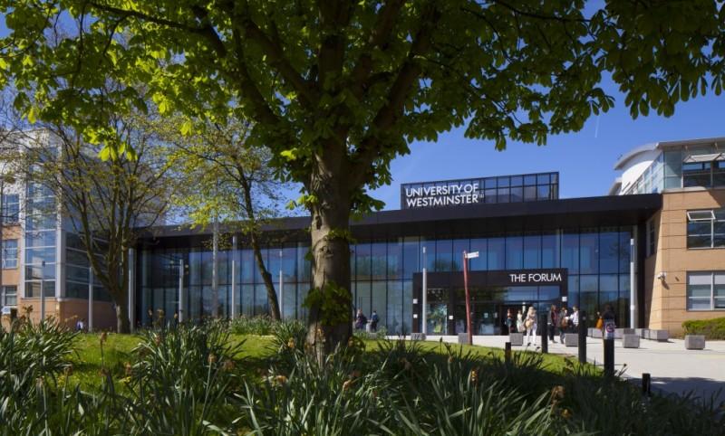 Westminster University School of Media, Arts and Design Scholarships