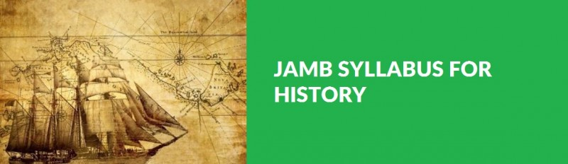 jamb-syllabus-for-history