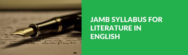 jamb-syllabus-for-literature