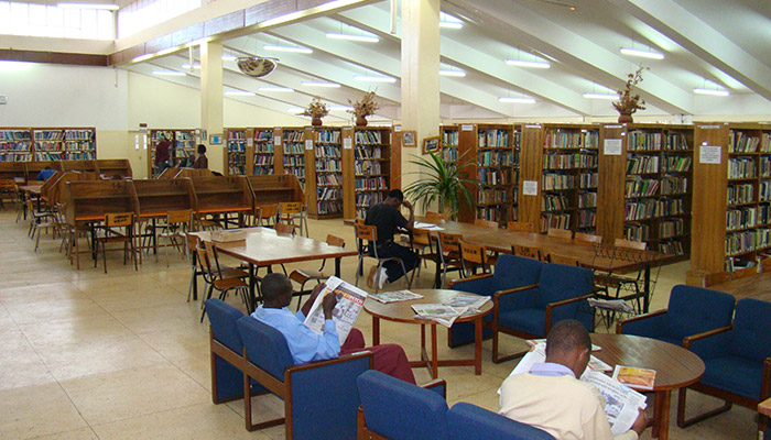 Most Impressive Libraries in Nigeria - See Photos