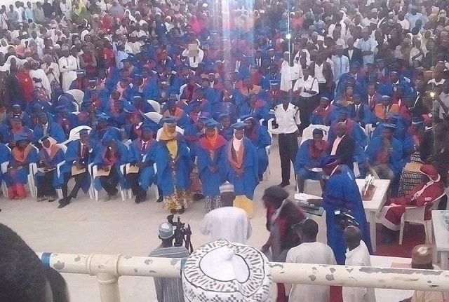 UNIMAID Graduates 78 First Class Students of 2015/16 and 2016/17 Academic Session, See Convocation Schedule