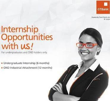 Guaranty Trust Bank Internship for Undergraduate Students and Fresh Graduates
