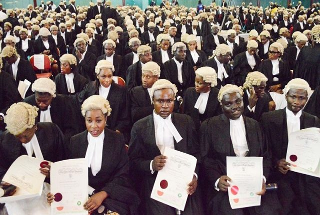 Nigerian Law School Complete Requirements for July 2018 Call to Bar