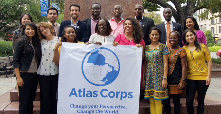 Atlas Corps Fellowship for Emerging Global Social Change Leaders 2018