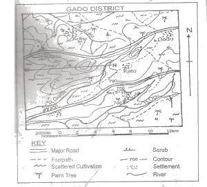 gado map