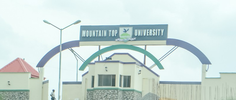 List of Courses Offered at Mountain Top University (MTU)