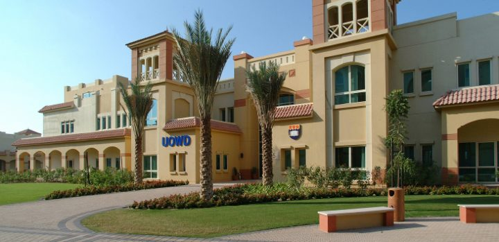 University of Wollongong in Dubai Undergraduate Scholarships for 2018/2019