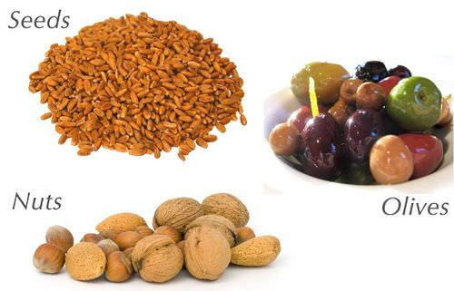Plant products with unsaturated fatty acids
