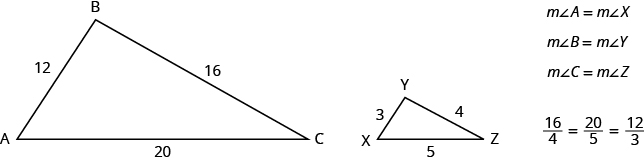 The above image shows the steps to solve the proportion 1 divided by 12.54 equals 325 divided by p. What are you asked to find? How many Mexican pesos did he get? Assign a variable. Let p equal the number of pesos. Write a sentence that gives the information to find it. If one dollar US is equal to 12.54 pesos, then 325 dollars is how many pesos. Translate into a proportion, be careful of the units. Dollars divided pesos equals dollars divided by pesos to get 1 divided by 12.54 equals 325 divided by p. Multiply both sides by the LCD, 12.54 p to get 1 divided by 12.54 p times 1 divided by 12.54 equals 12.54 p times 325 divided by p. Remove common factors from both sides. Cross out 12.54 from the left side of the equation. Cross out p from the right side of the equation. Simplify to get p equals 4075.5 in the original proportion. Check. Is the answer reasonable? Yes, \$100 would be \$1254 pesos. \$325 is a little more than 3 times this amount, so our answer of 4075.5 pesos makes sense. Substitute p equals 4075.5 in the original proportion. Use a calculator. We now have 1 divided by 12.54 equals 325 divided by p. Next, 1 divided by 12.54 equals 325 divided by 4075.5 to get 0.07874 equals 0.07874. The answer checks.