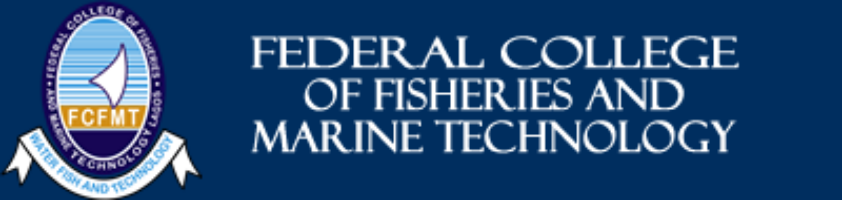 List of Courses Offered at Federal College Of Fisheries And Marine Technology (FCFMT)