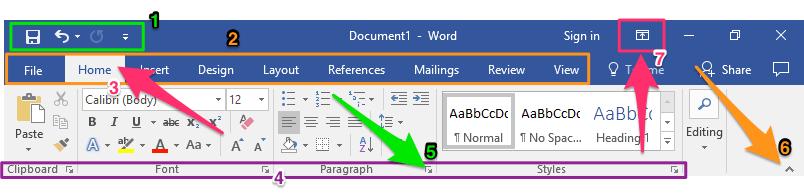 creating a new blank document microsoft word