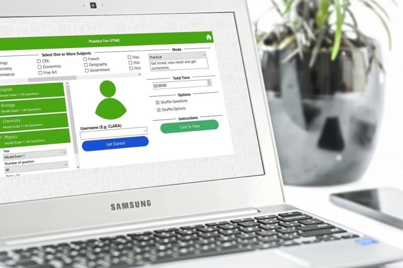JAMB CBT Software and UTME Practice CBT App for 2019 UTME