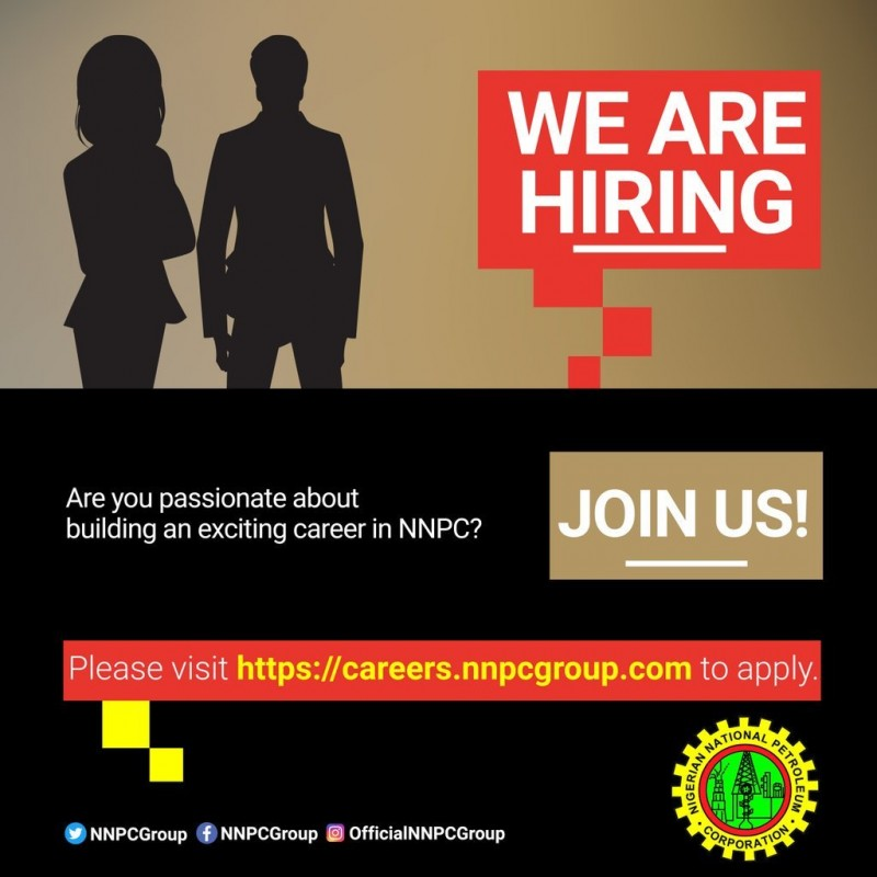 NNPC Massive Recruitment for Graduates and Experienced Persons, 2019 | How to Apply