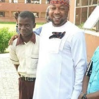JAMB Candidate With 4th Highest Score Gets Scholarship from Hon. Tunde Olatunji