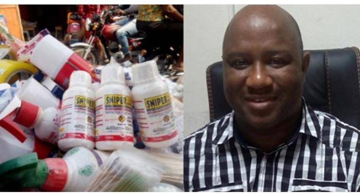 UNILAG Disgraced Lecturer, Drank Sniper in a Failed Suicide Attempt