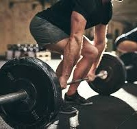 weight lifting type of exercise