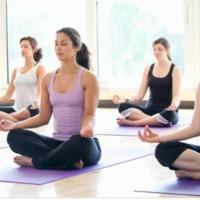 yoga type of exercise