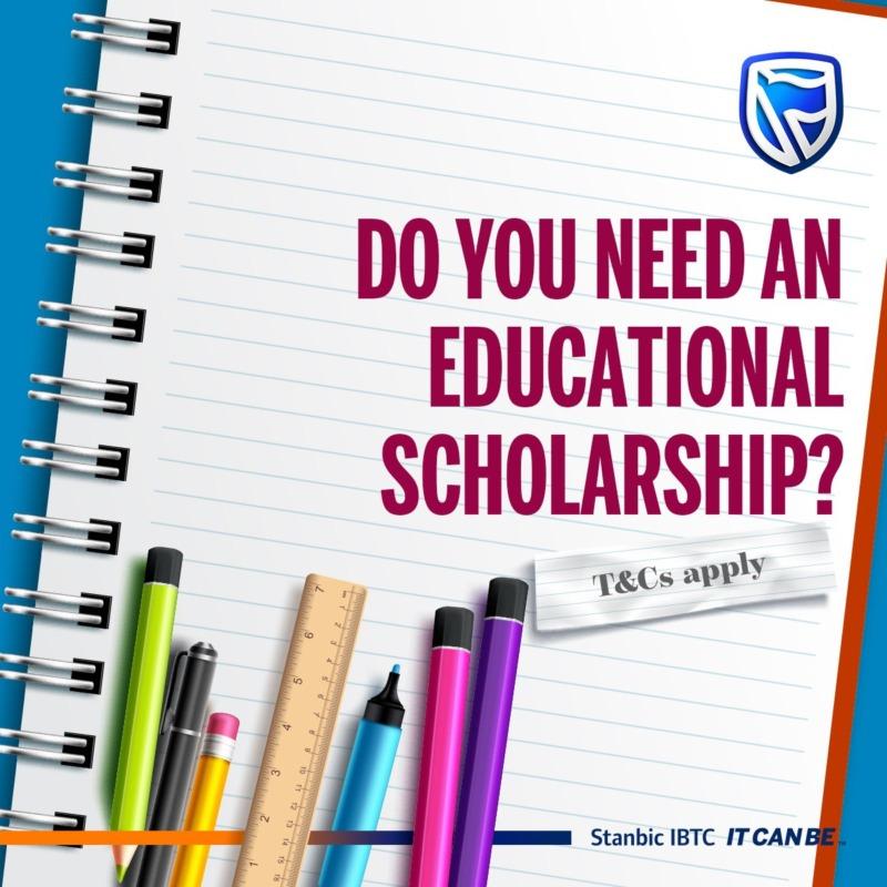 Stanbic IBTC Scholarship scheme