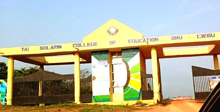 tai solarin college of education resumption date