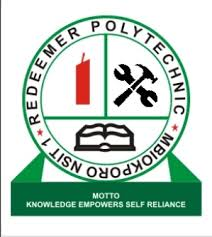redeemer polytechnic admission list