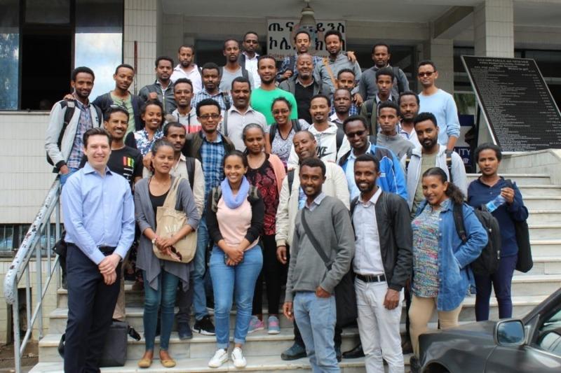 Ethiopia University Students