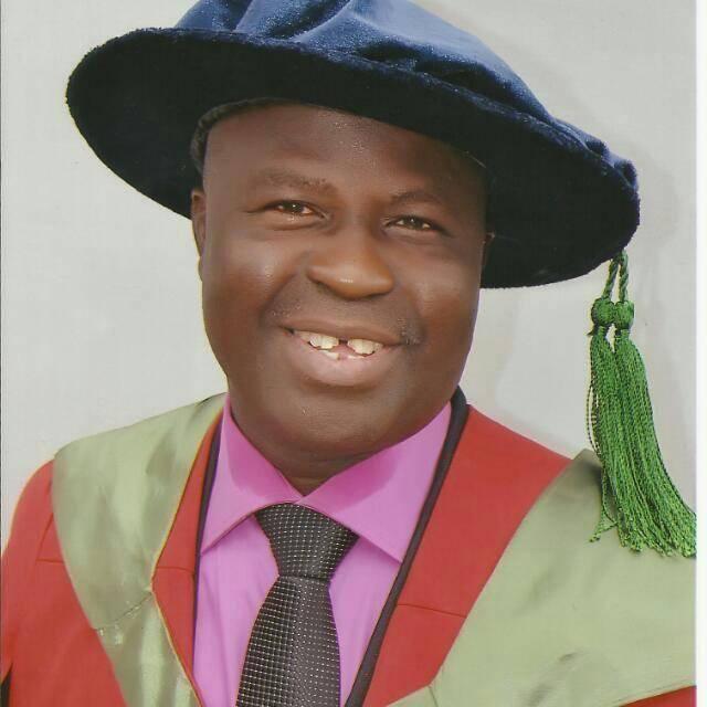 Prof. Abayomi Sunday Fasina