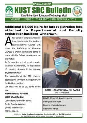 kust registration