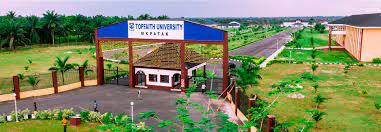 Topfaith University Post-UTME / DE Screening Form for 2021/2022 Session